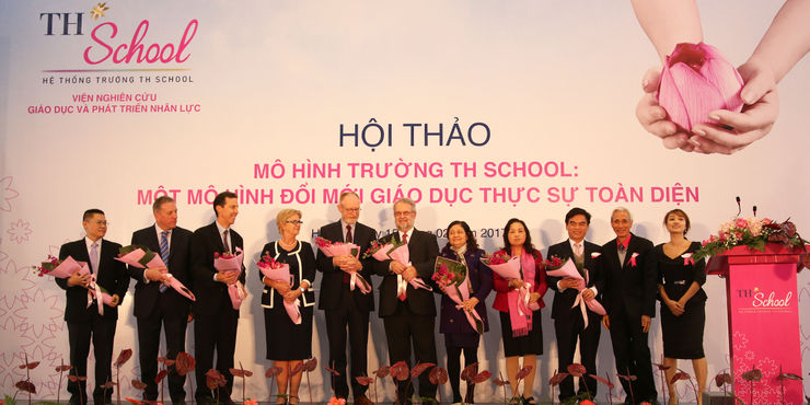 TH School – Launching PR