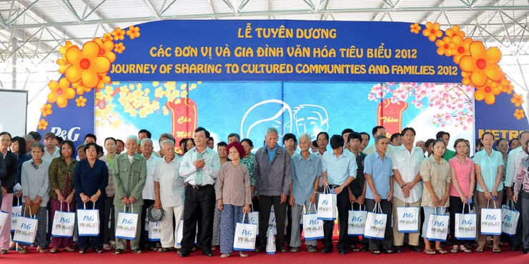 P&G VIETNAM CHARITY PROGRAM